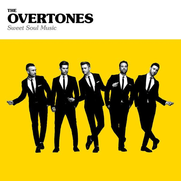 The Overtones - Sweet Soul Music album cover