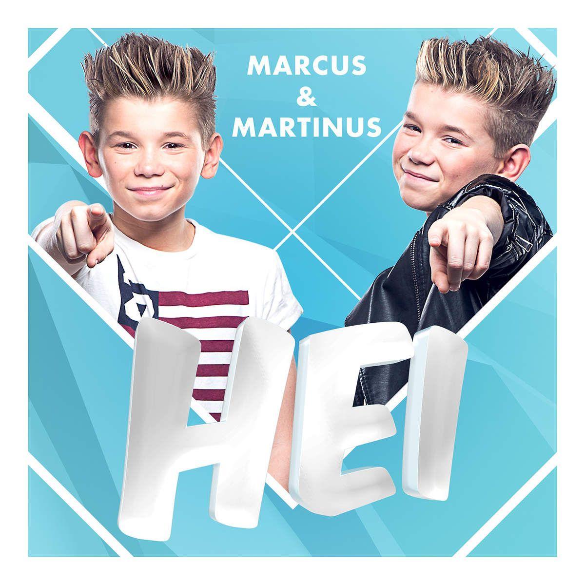 Marcus & Martinus - Hei album cover
