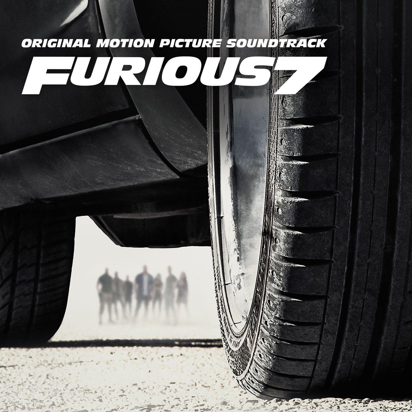 Soundtrack - Furious 7 album cover