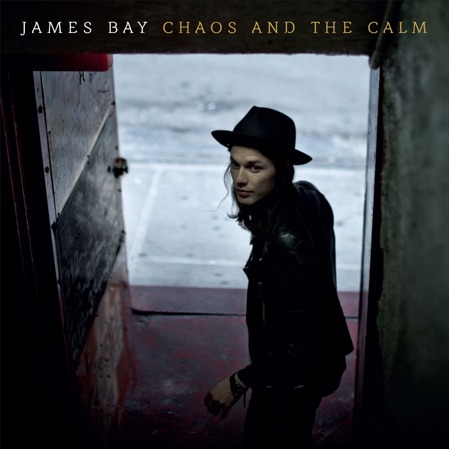 James Bay - Chaos And The Calm album cover
