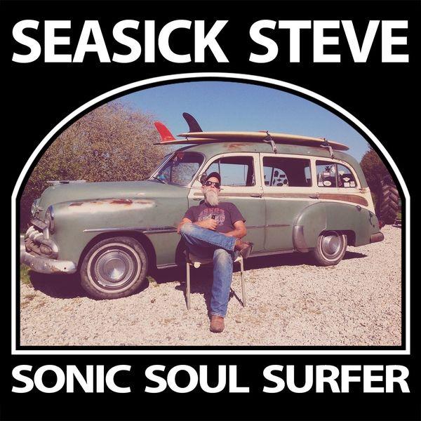 Seasick Steve - Sonic Soul Surfer album cover