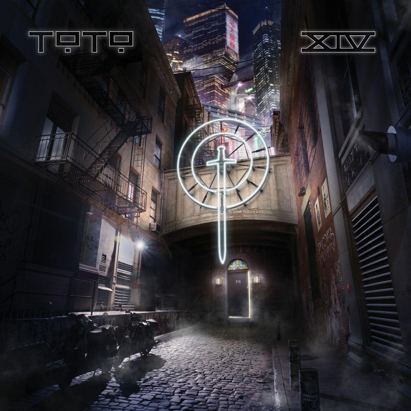 Toto - XIV album cover