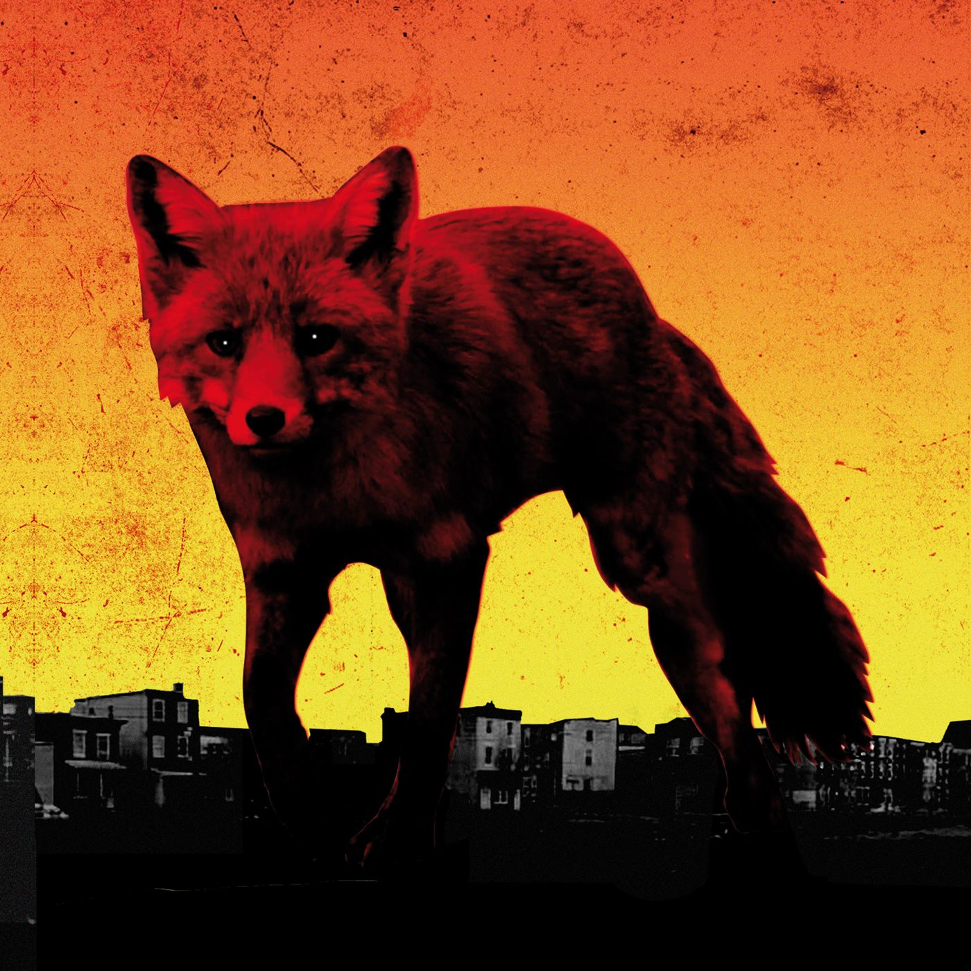 The Prodigy - The Day Is My Enemy album cover