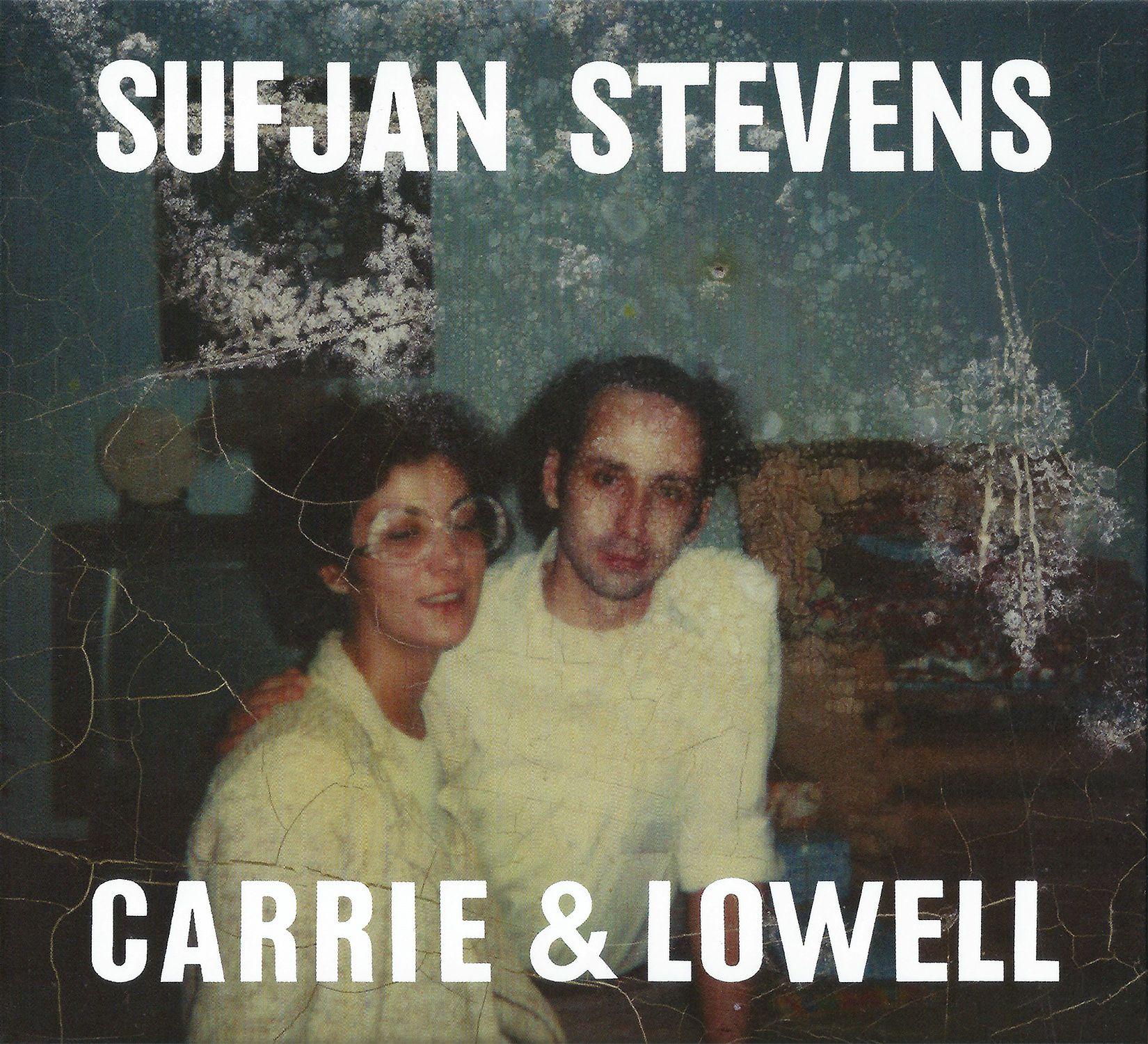 Sufjan Stevens - Carrie & Lowell album cover
