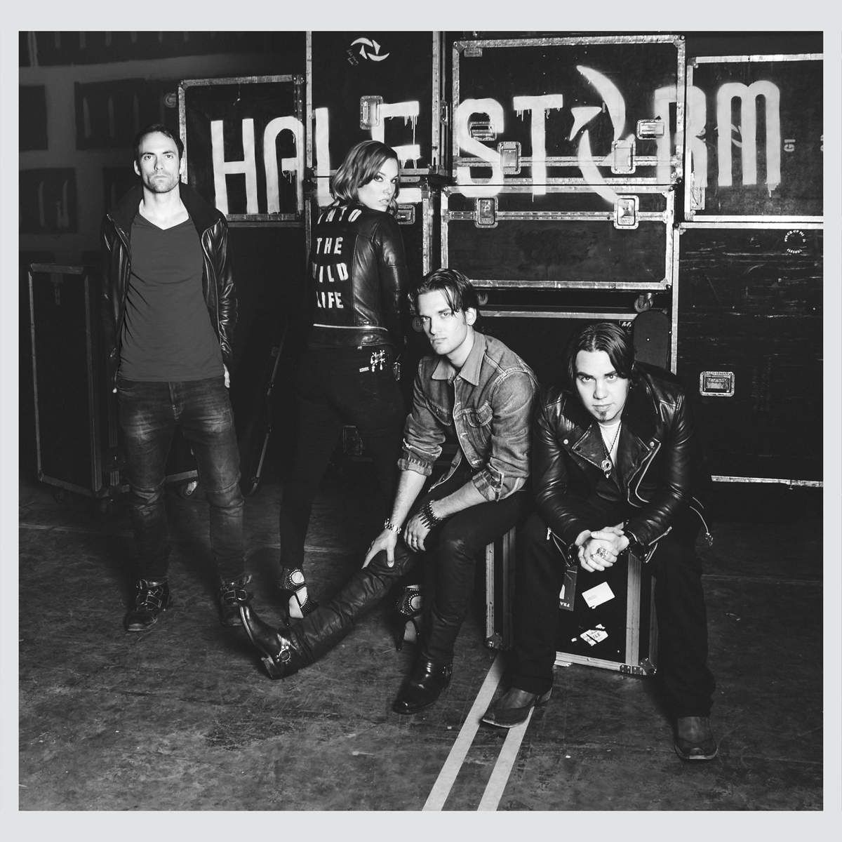 Halestorm - Into The Wild Life album cover