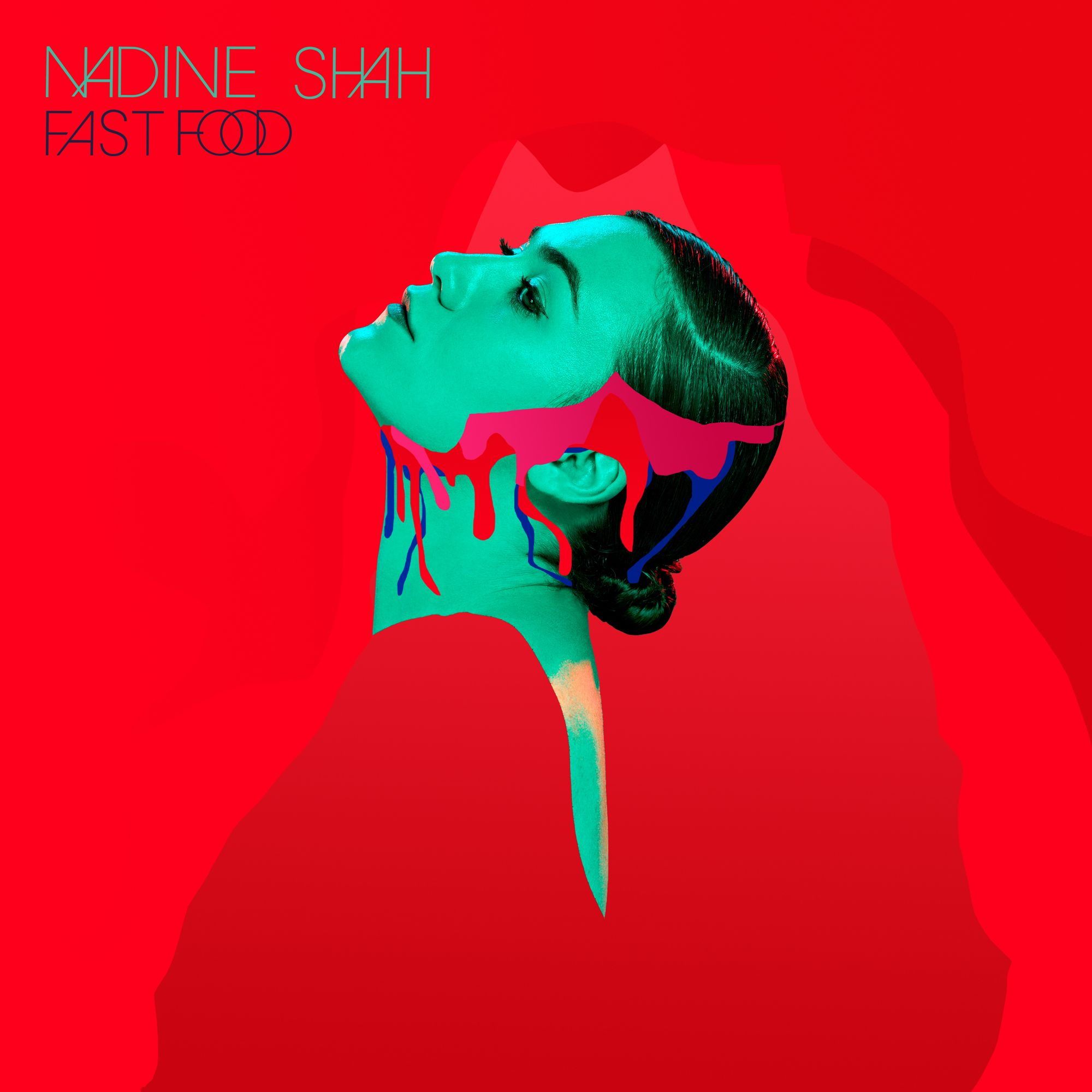 Nadine Shah - Fast Food album cover