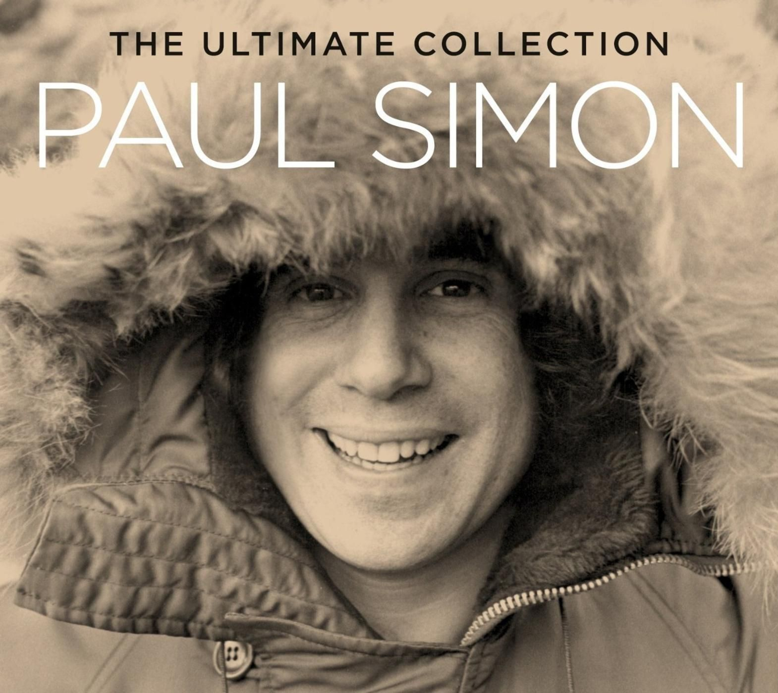 Paul Simon - The Ultimate Collection album cover
