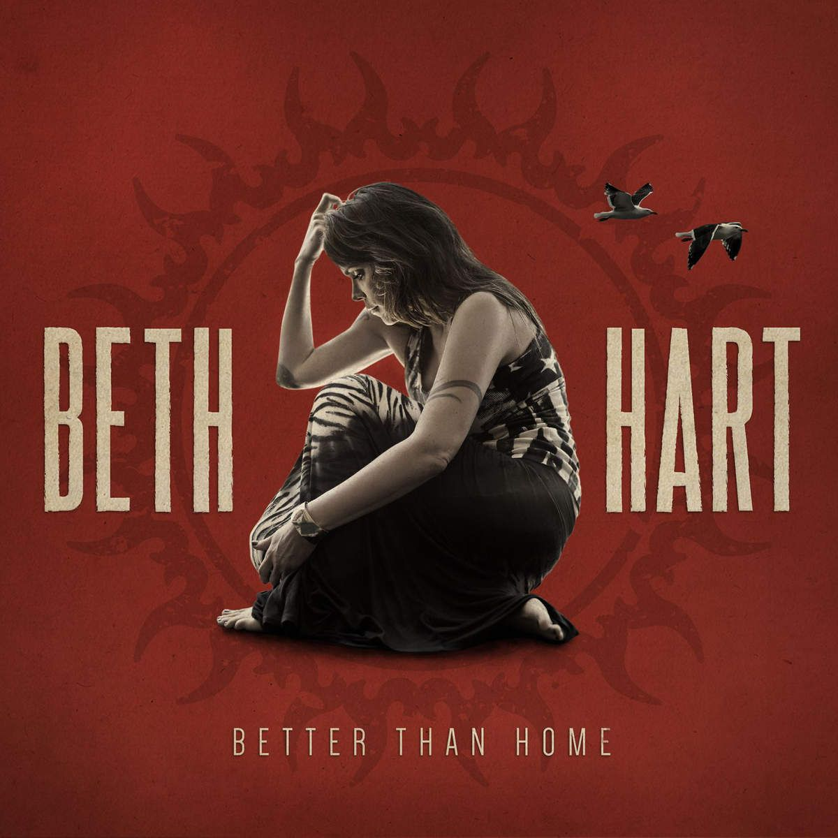 Beth Hart - Better Than Home album cover