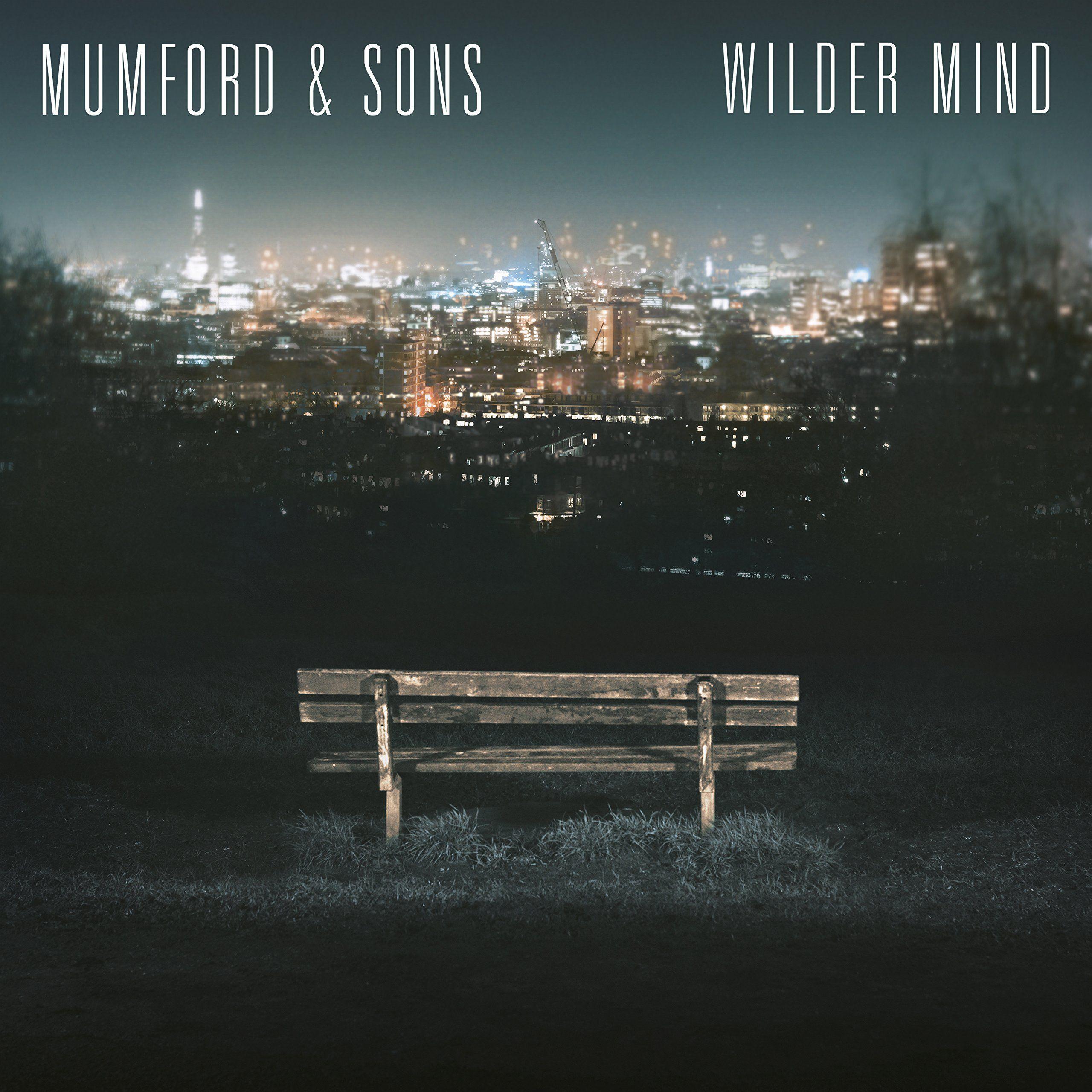 Mumford and Sons - Wilder Mind album cover