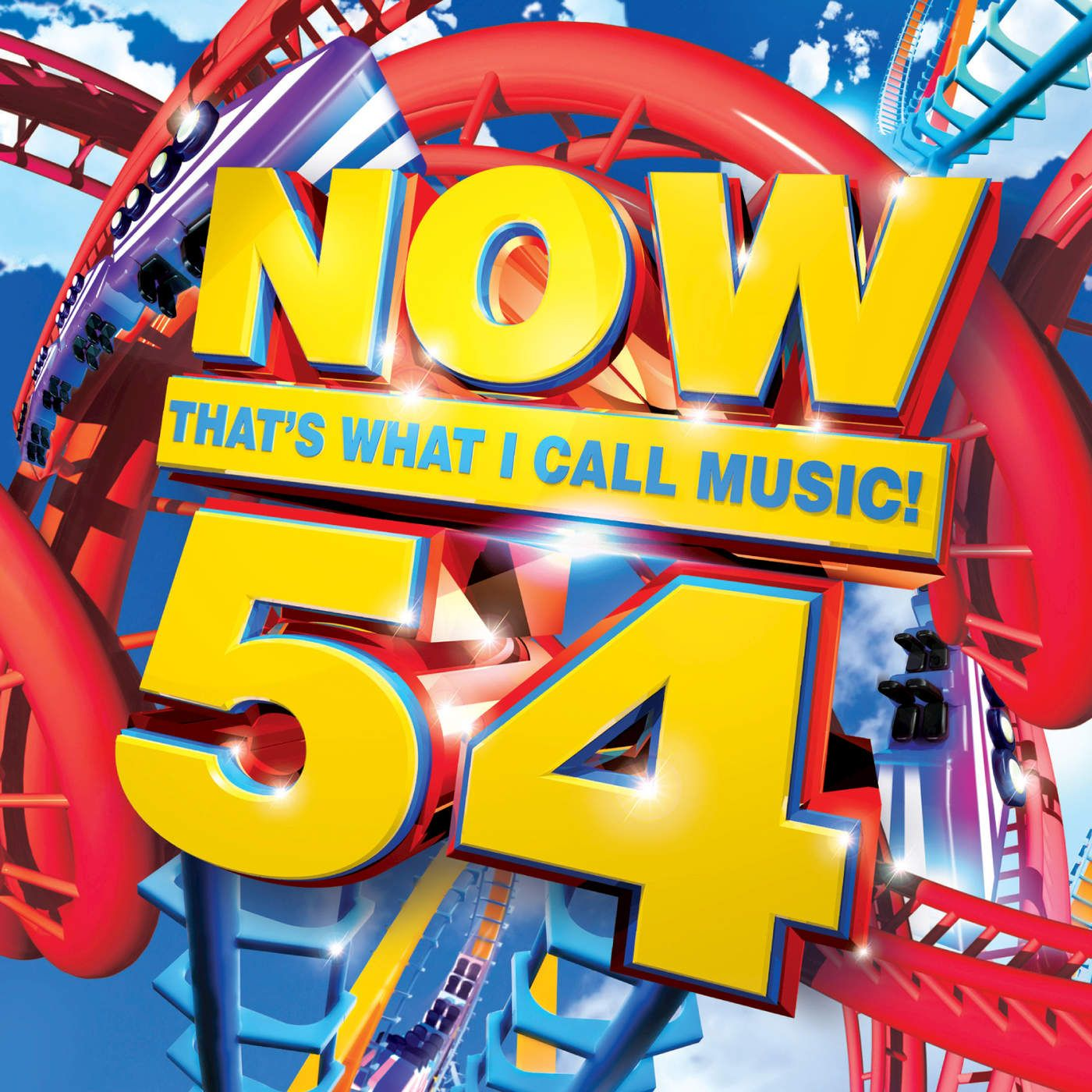 Various Artists - Now 54 album cover