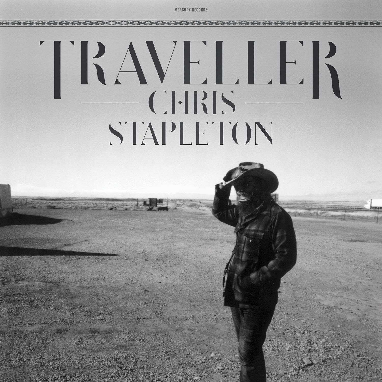 Chris Stapleton - Traveller album cover