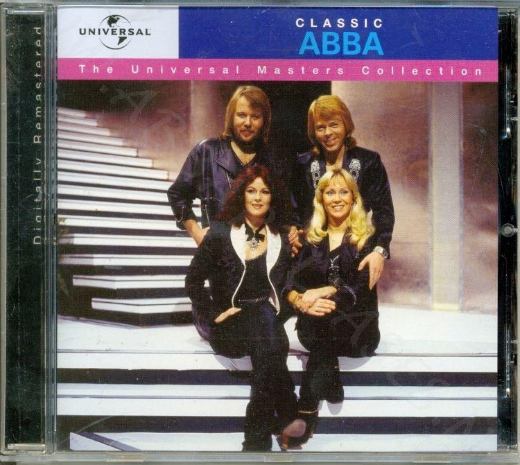 ABBA - Classic Abba album cover