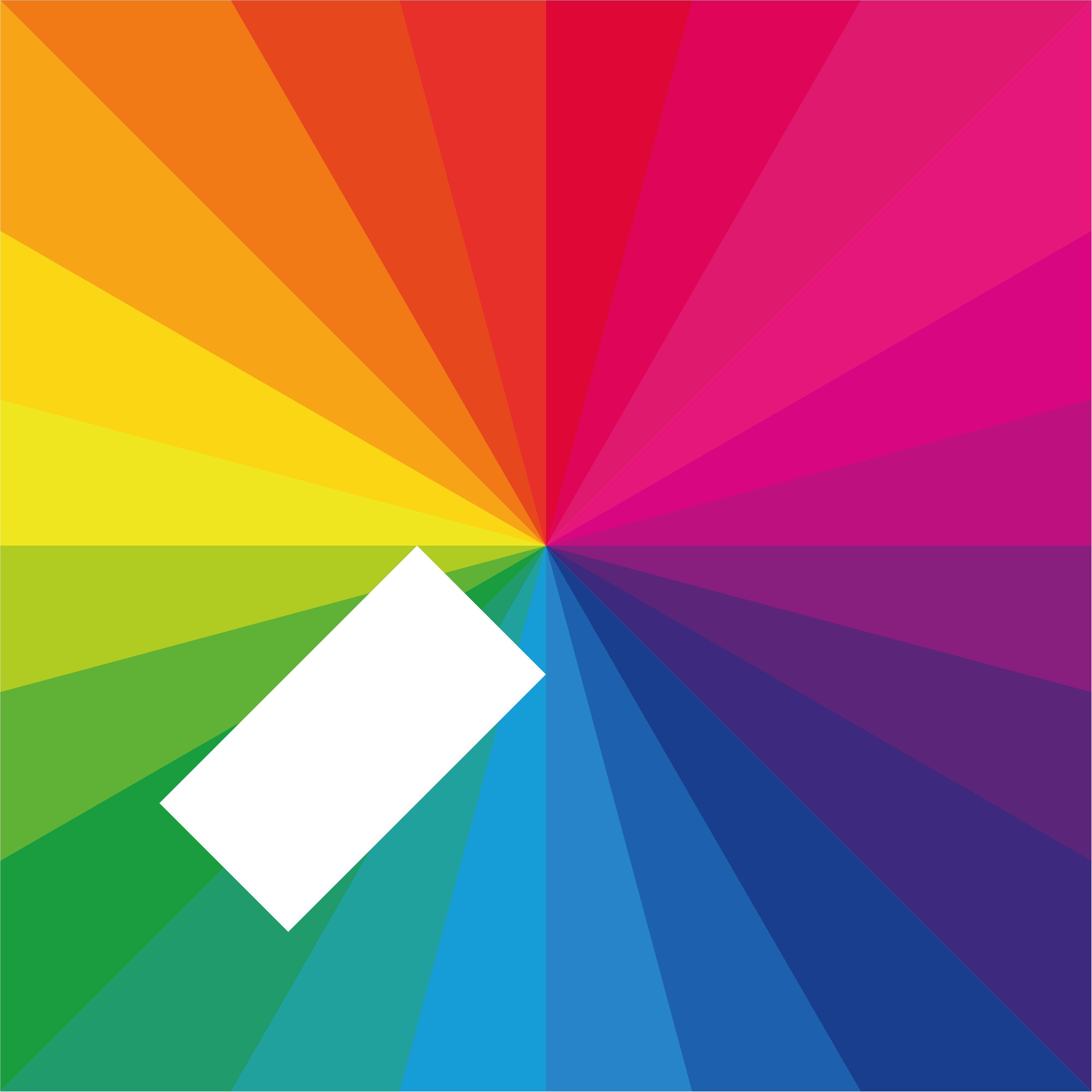 Jamie XX - In Colour album cover
