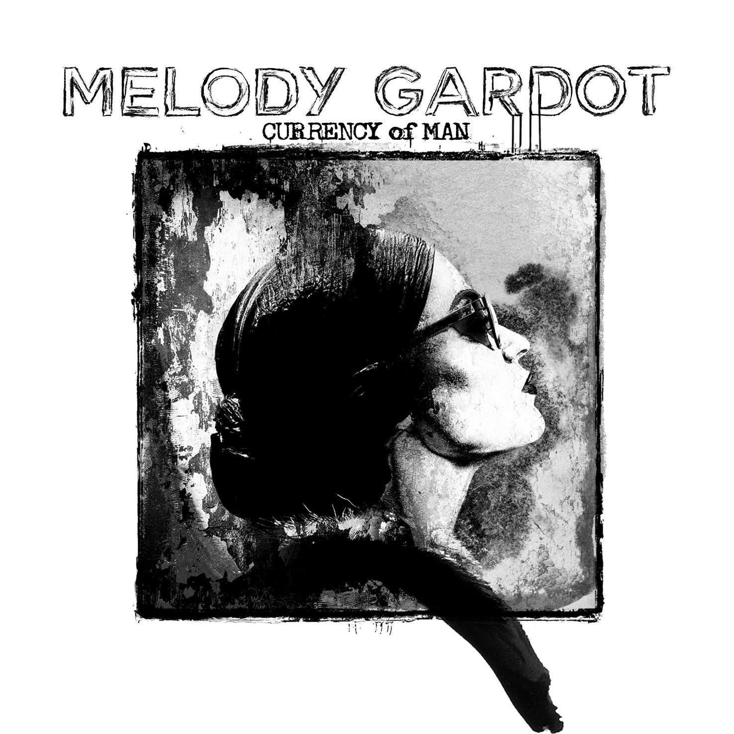 Melody Gardot - Currency Of Man album cover