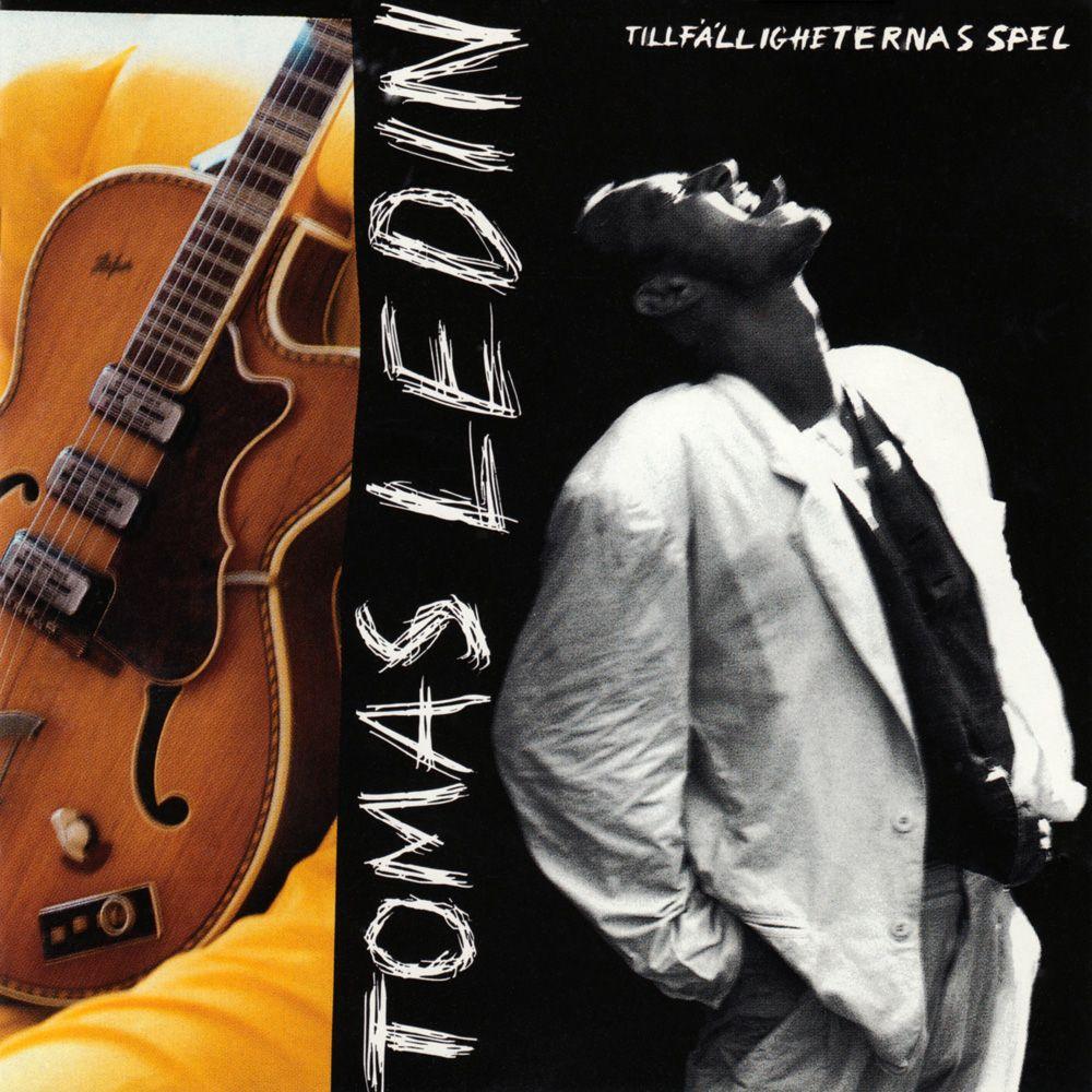 Tomas Ledin - Tillfälligheternas Spel album cover