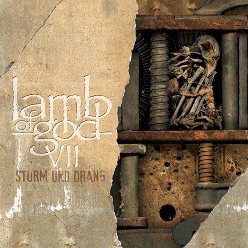 Lamb Of God - VII - Sturm Und Drang album cover