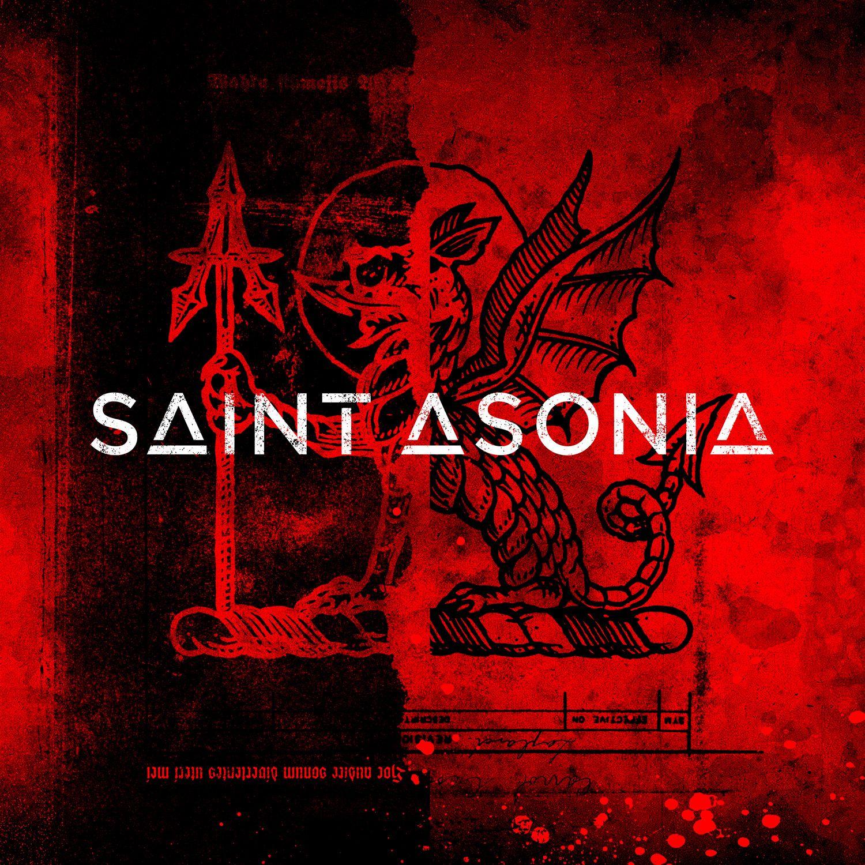 Saint Asonia - Saint Asonia album cover