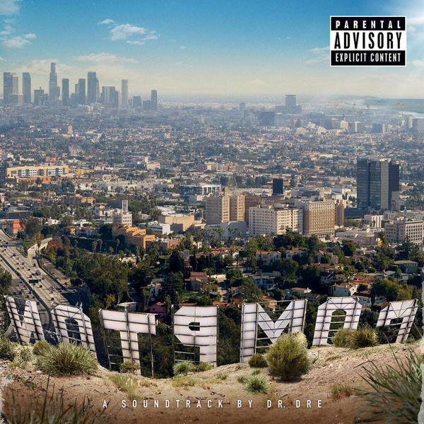 Dr. Dre - Compton album cover