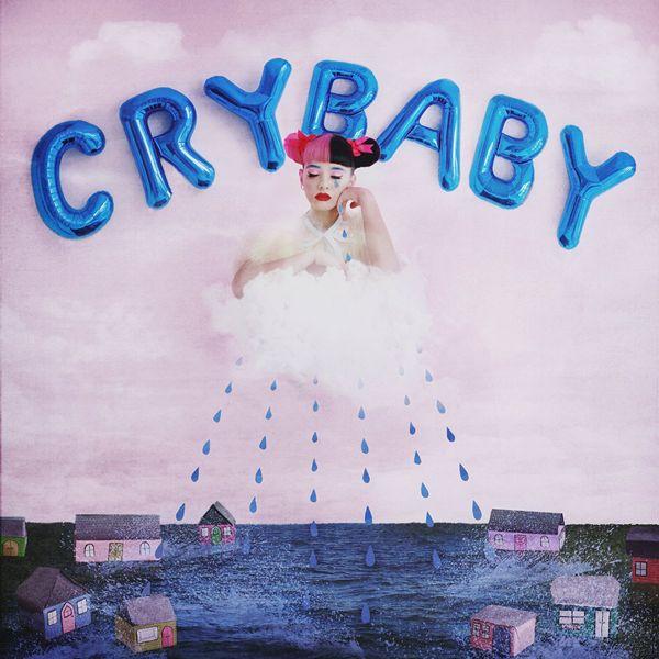 Melanie Martinez - Cry Baby album cover
