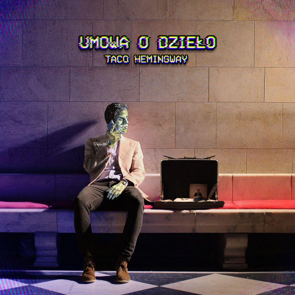 Taco Hemingway - Umowa O Dzieło album cover