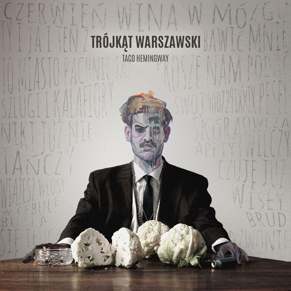 Taco Hemingway - Trójkąt Warszawski album cover
