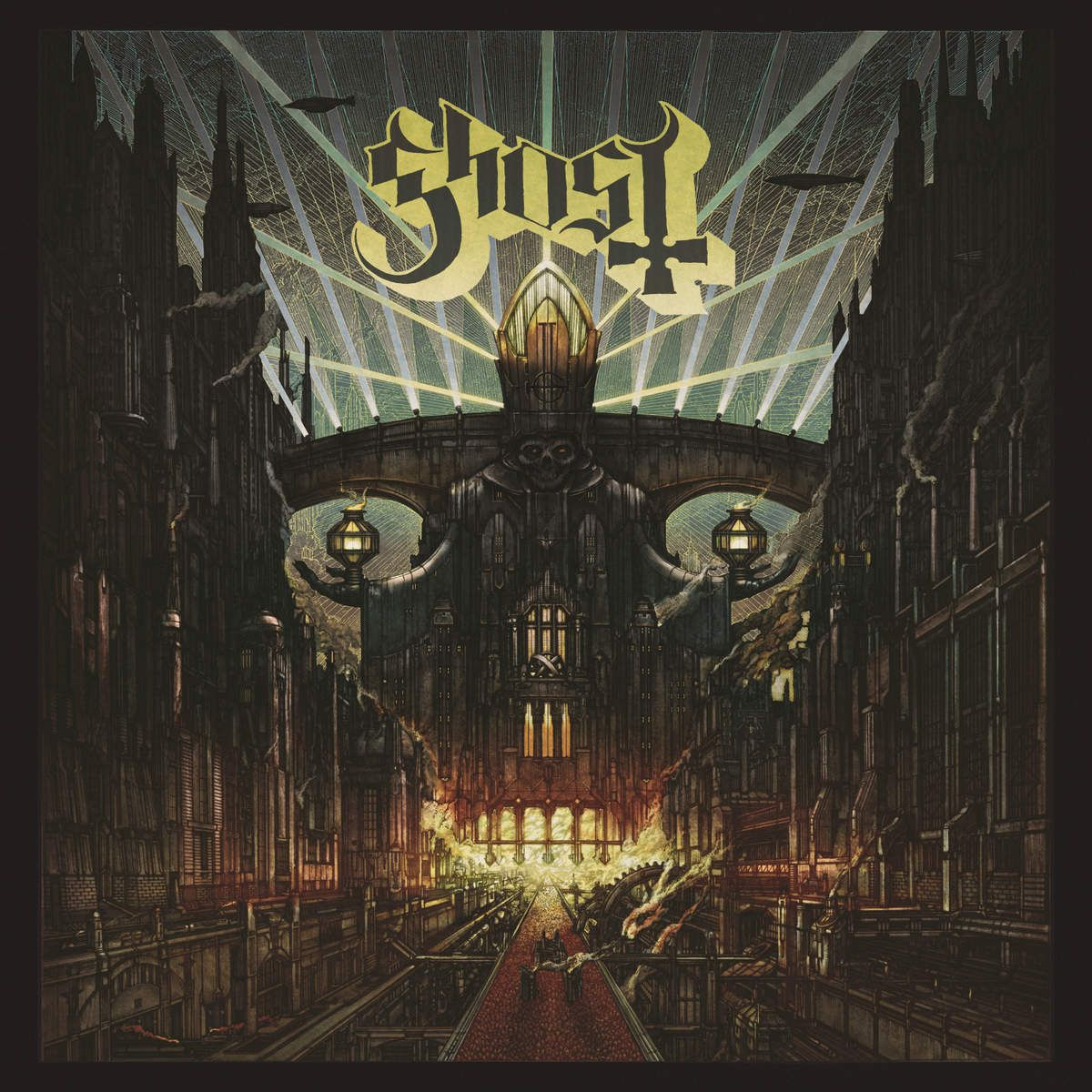 Ghost - Meliora album cover