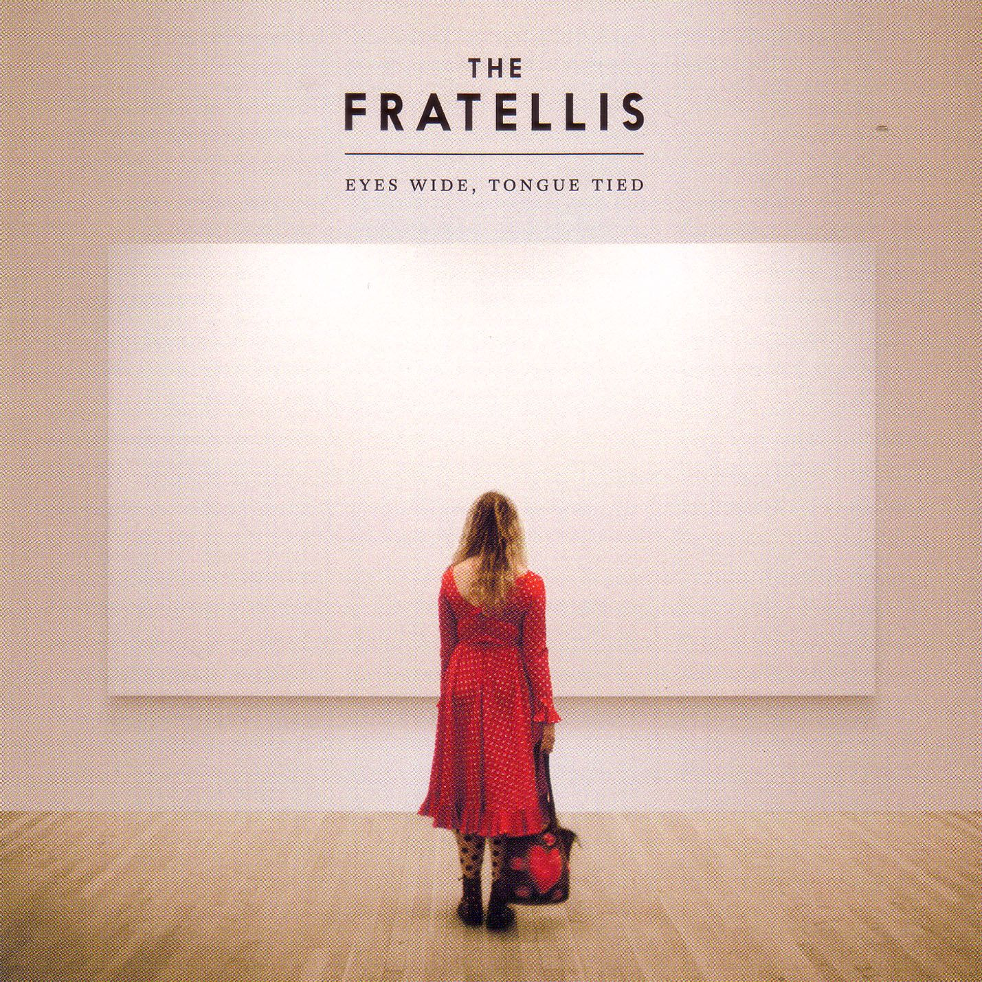Fratellis - Eyes Wide Tongue Tied album cover