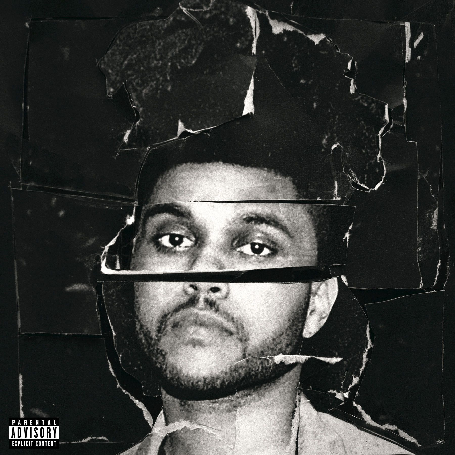 The Weeknd - Beauty Behind The Madness album cover