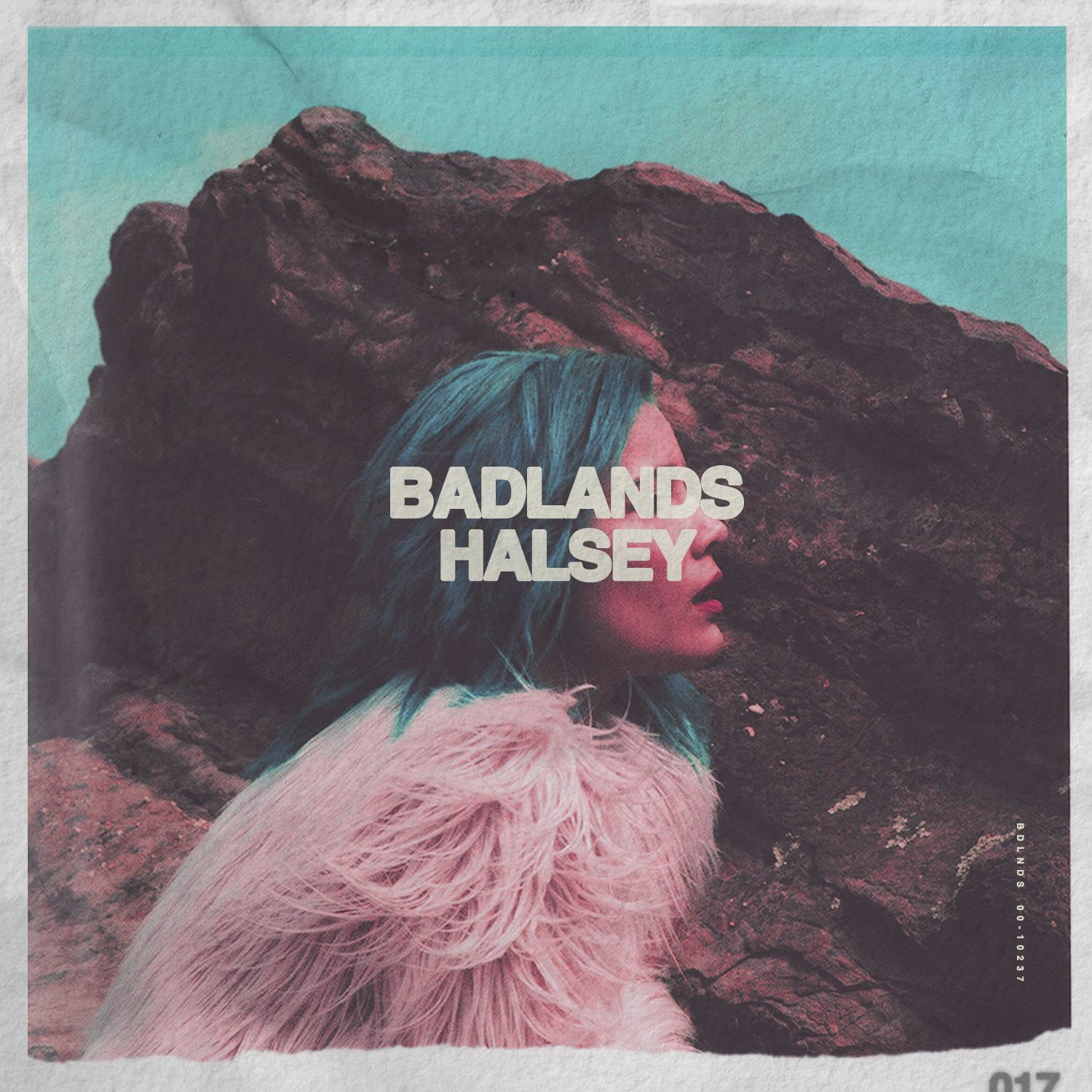 Halsey - Badlands album cover