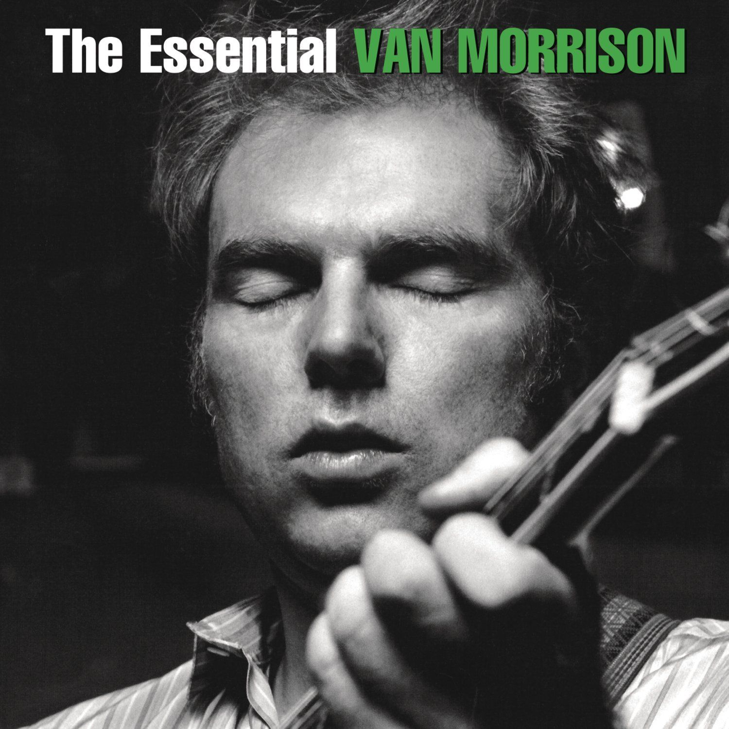 Van Morrison - The Essential album cover
