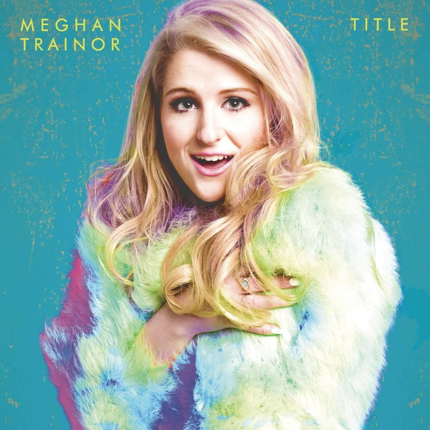 Meghan Trainor - Title album cover