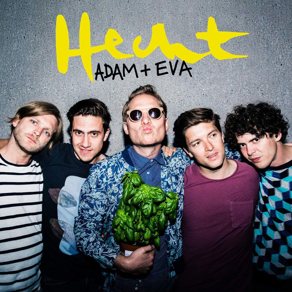 Hecht - Adam + Eva album cover