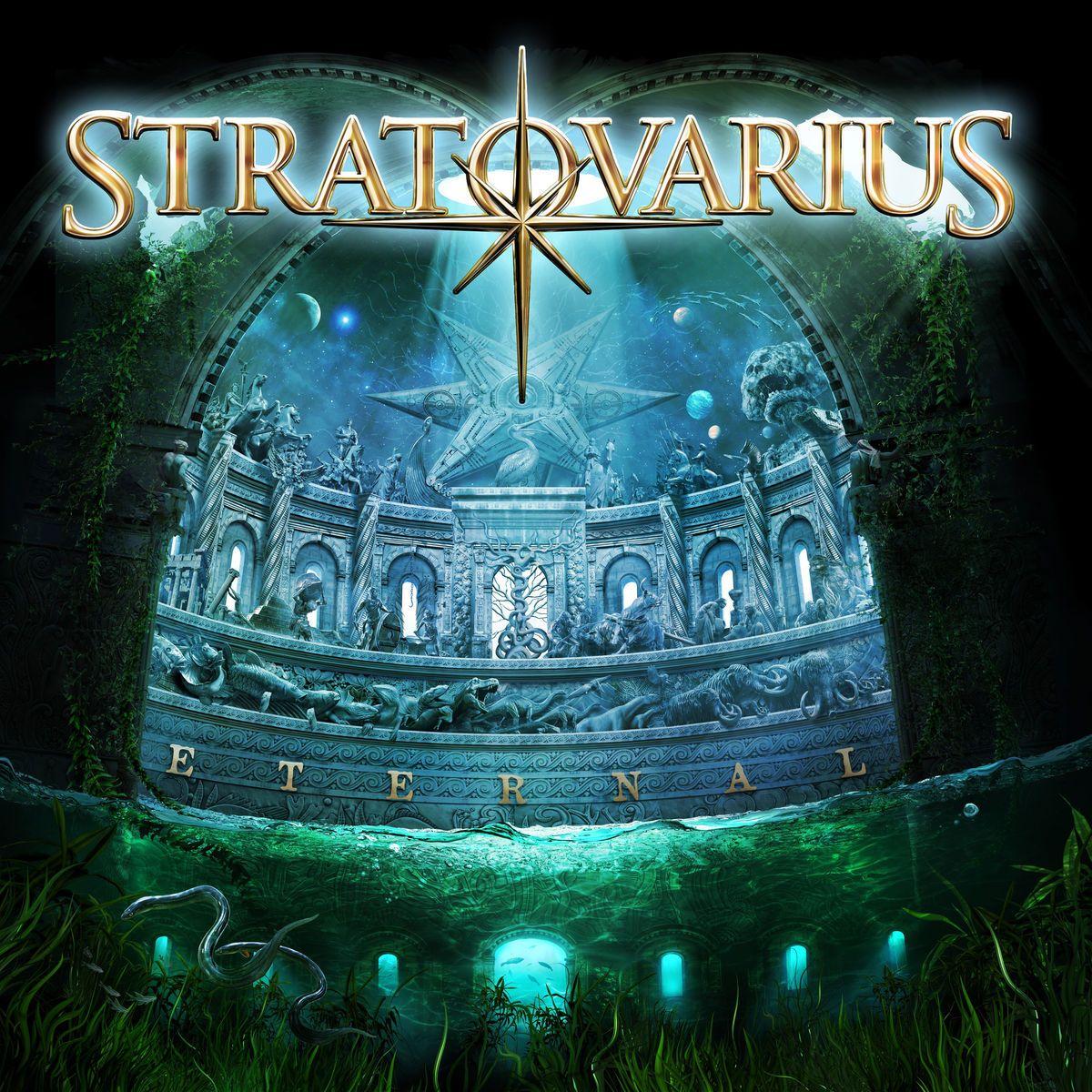 Stratovarius - Eternal album cover
