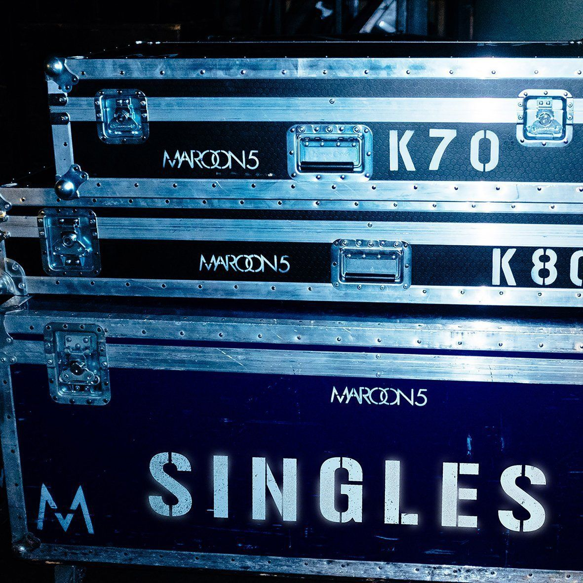 Maroon 5 - Singles Collection album cover