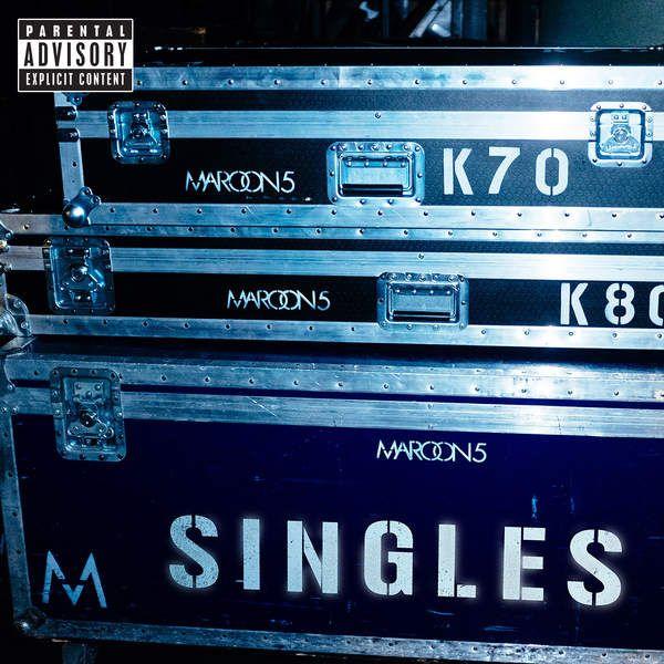 Maroon 5 - Singles album cover