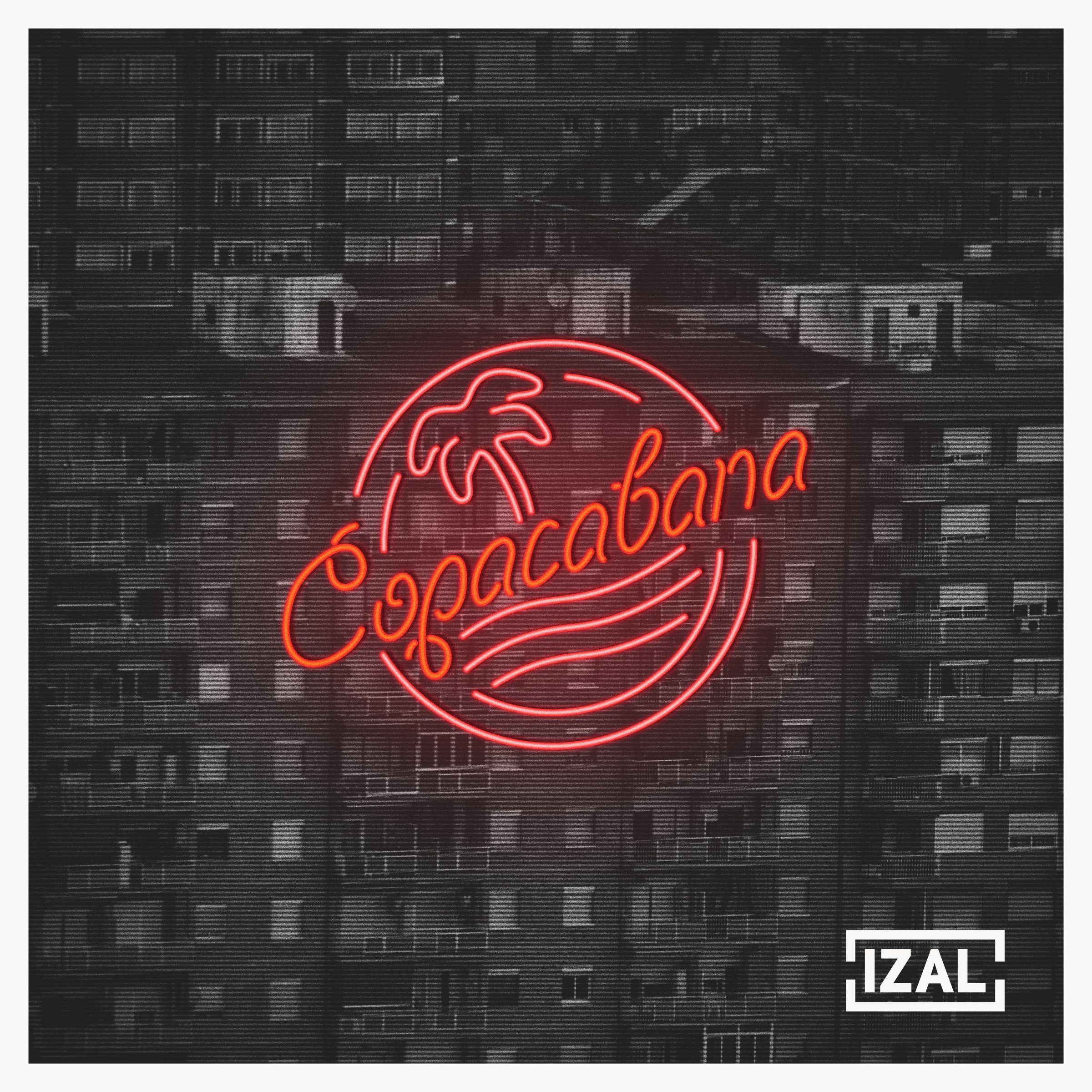 Izal - Copacabana album cover