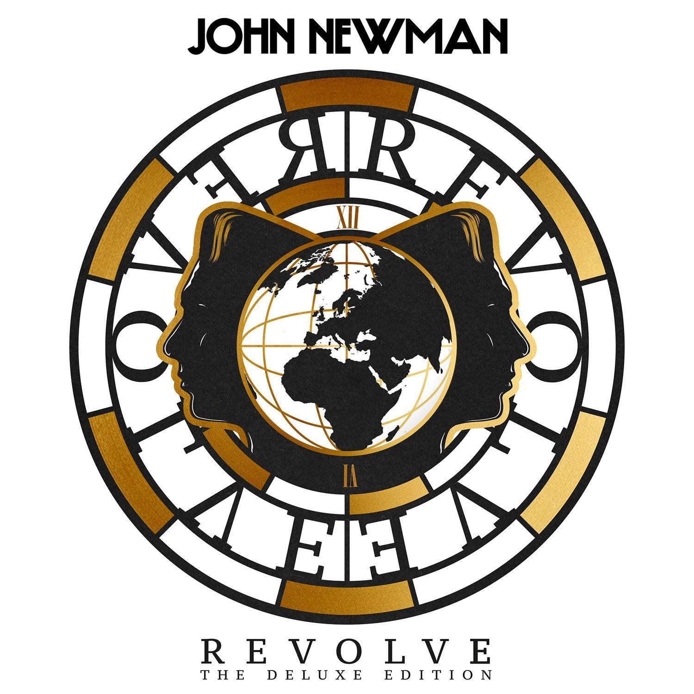 John Newman - Revolve album cover