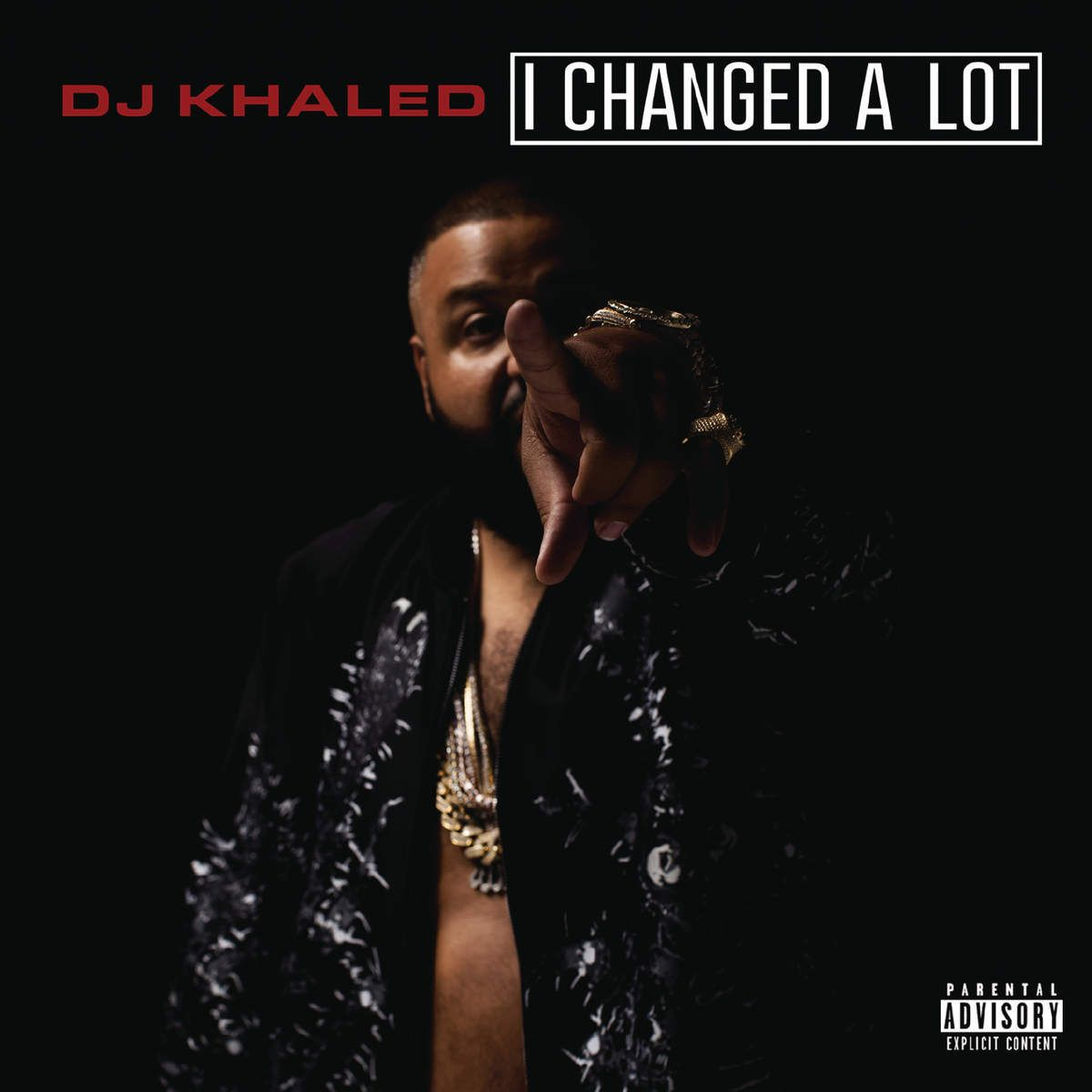DJ Khaled - I Changed A Lot album cover