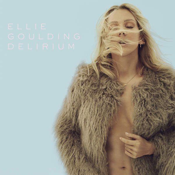 Ellie Goulding - Delirium album cover