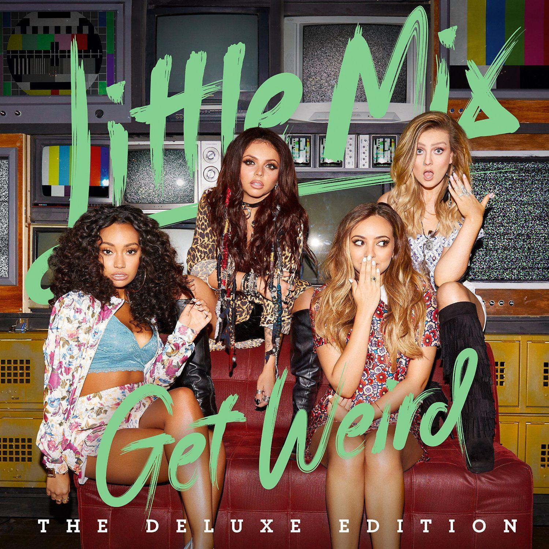 Little Mix - Get Weird album cover