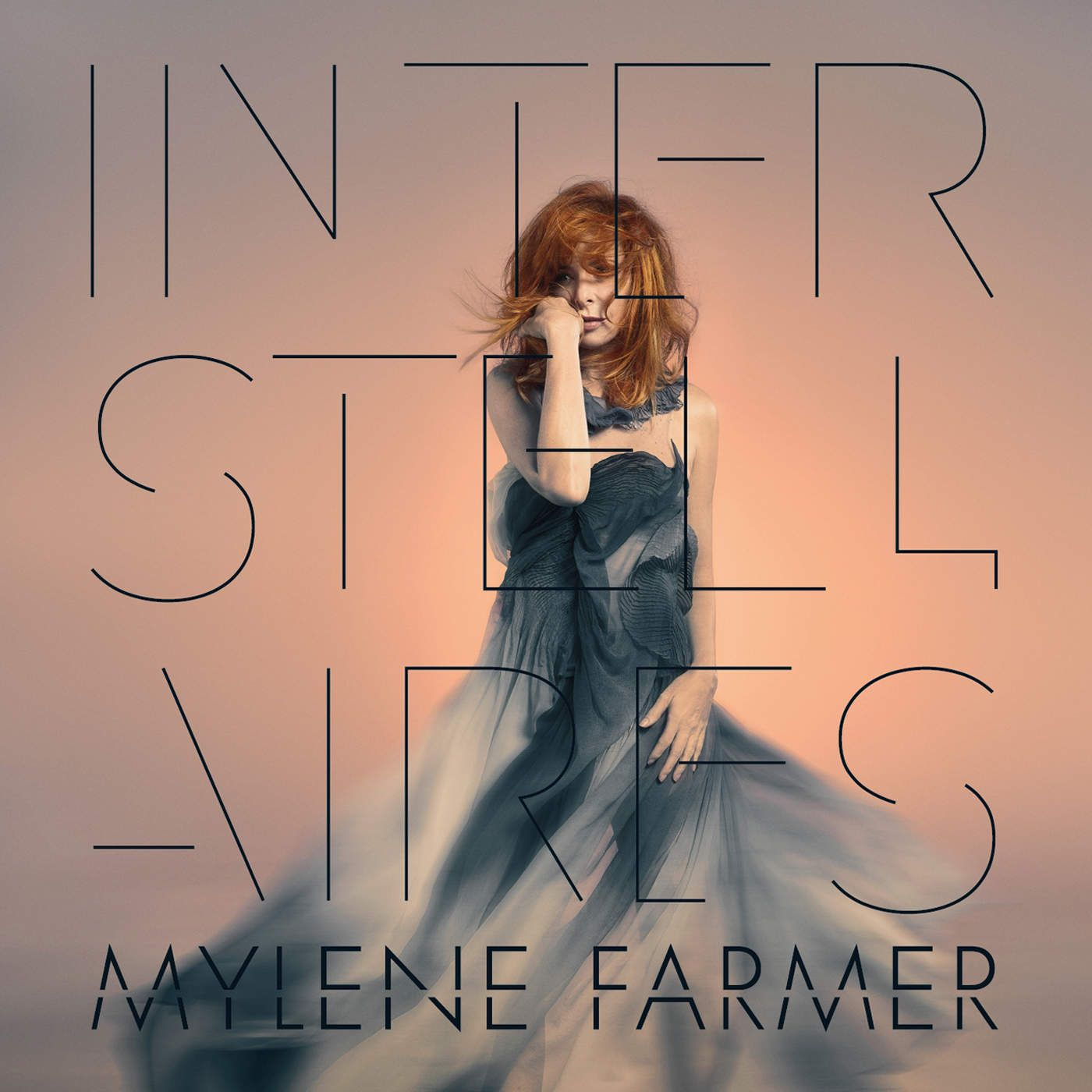 Mylène Farmer - Interstellaires album cover