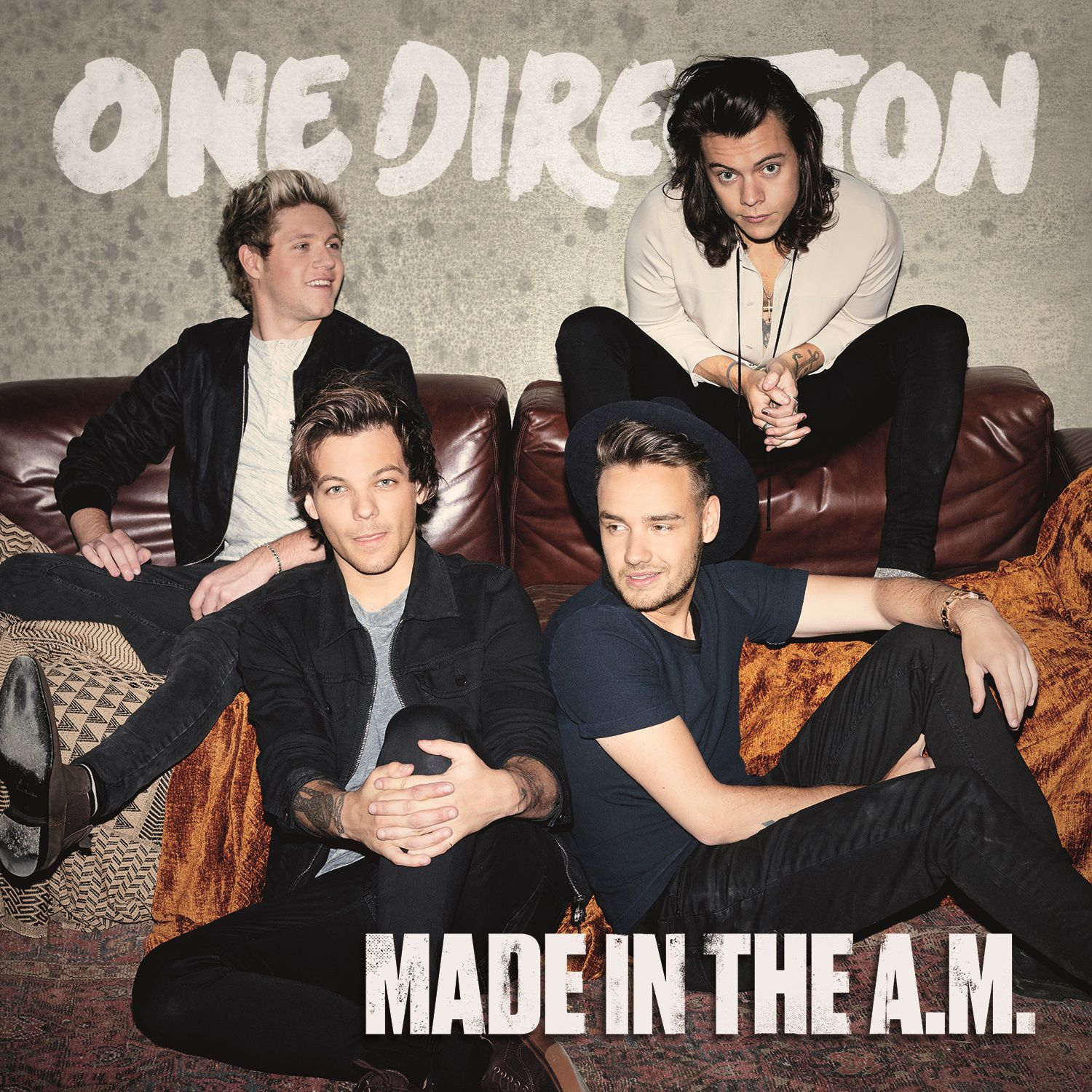 One Direction - Made In The A.M. album cover