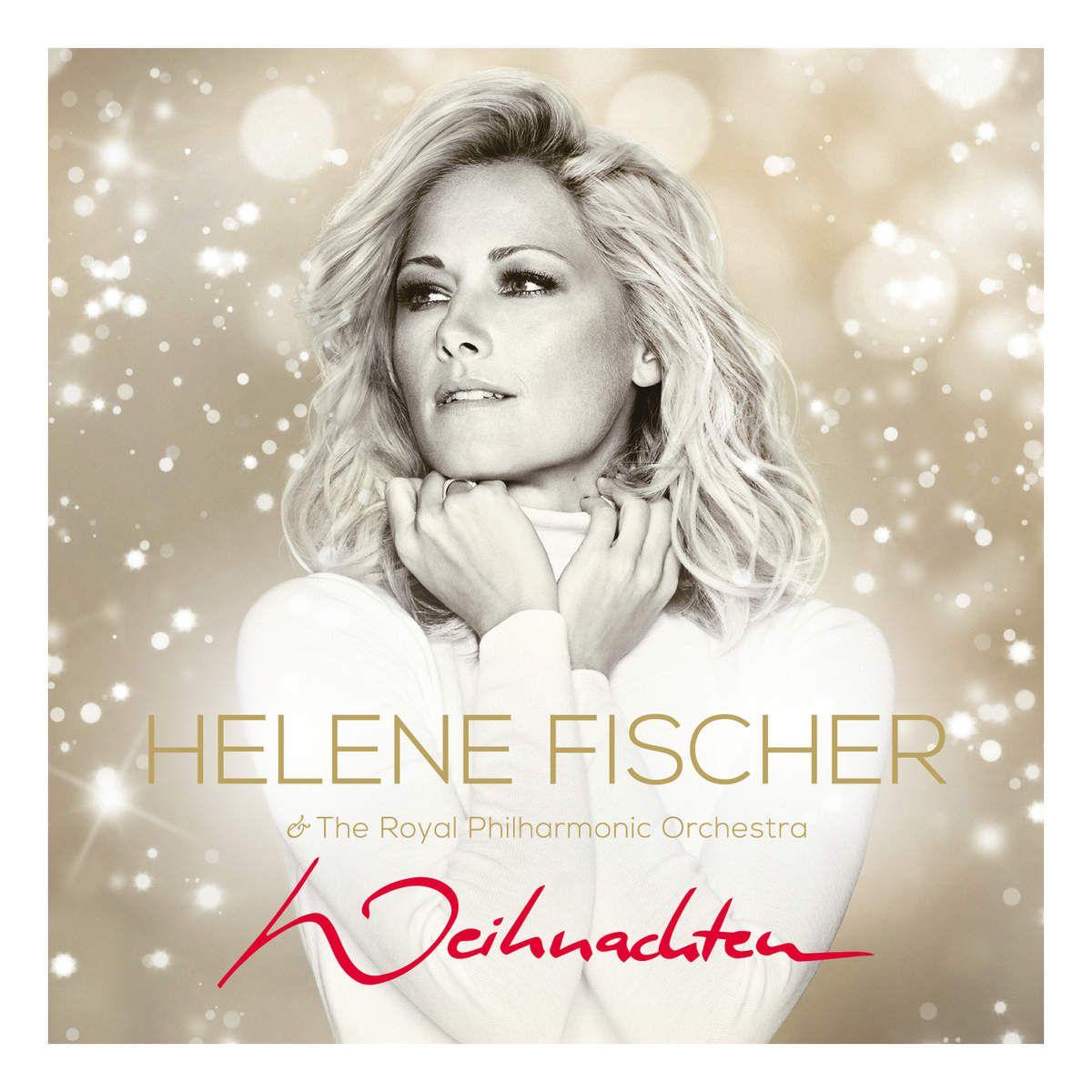 Helene Fischer - Weihnachten album cover