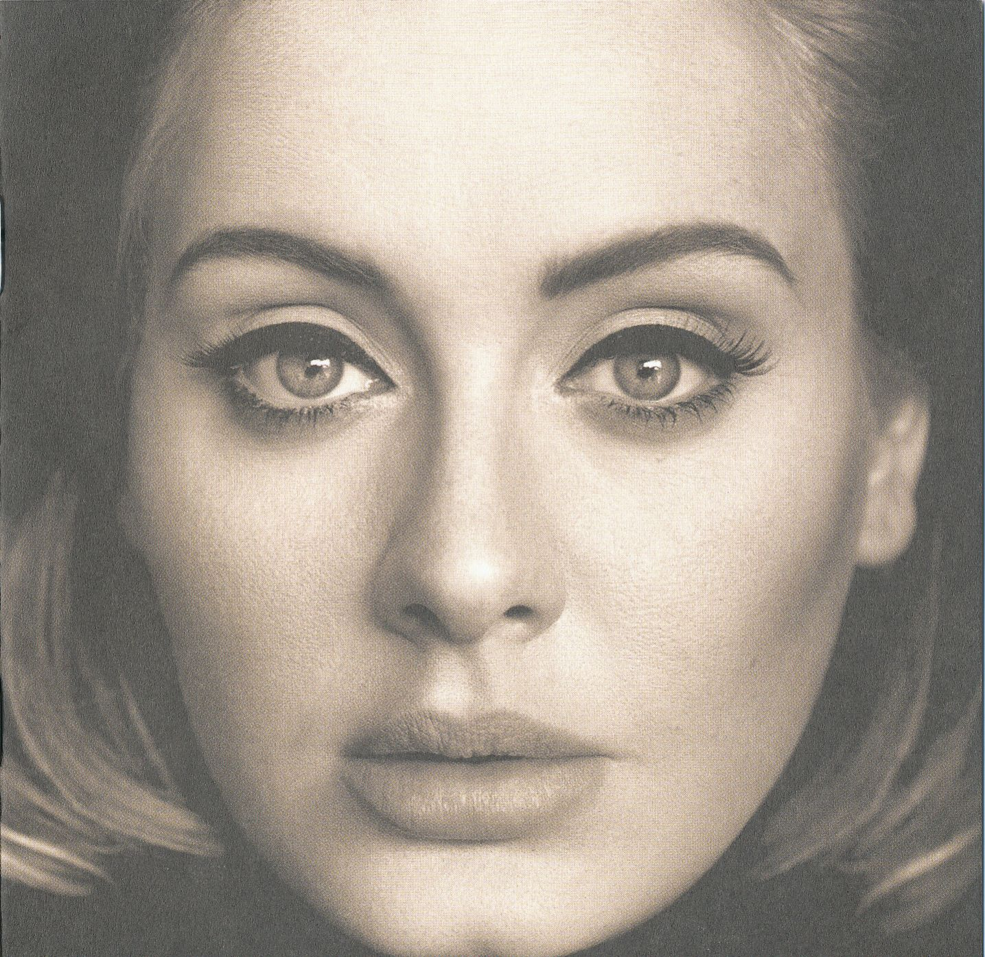 Adele - 25 album cover