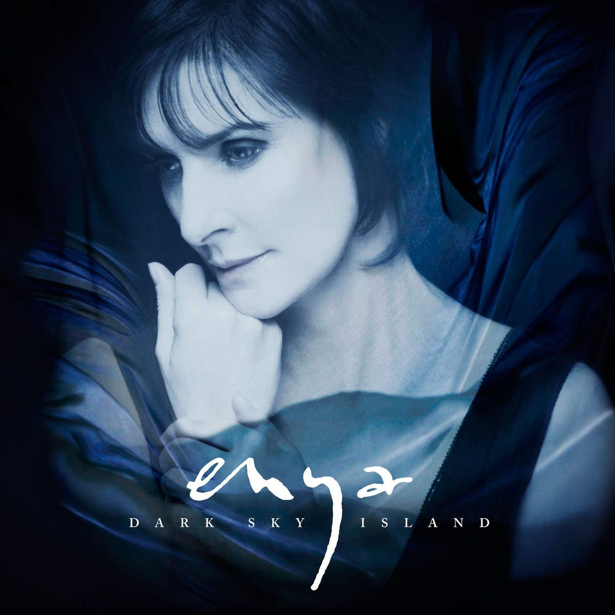 Enya - Dark Sky Island album cover