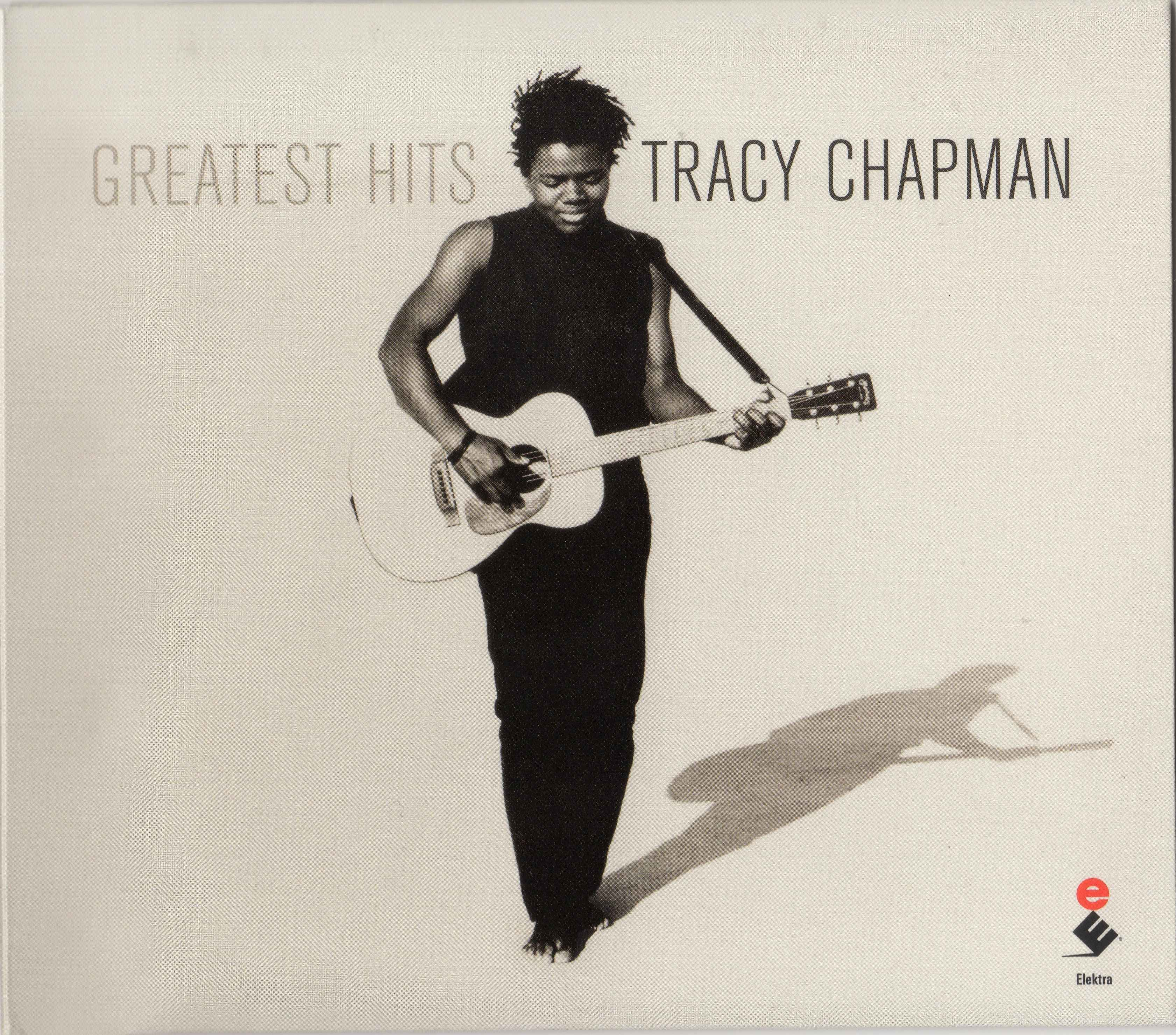 Tracy Chapman - Greatest Hits album cover