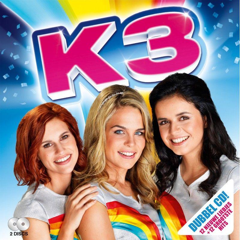 K3 - 10.000 Luchtballonnen album cover