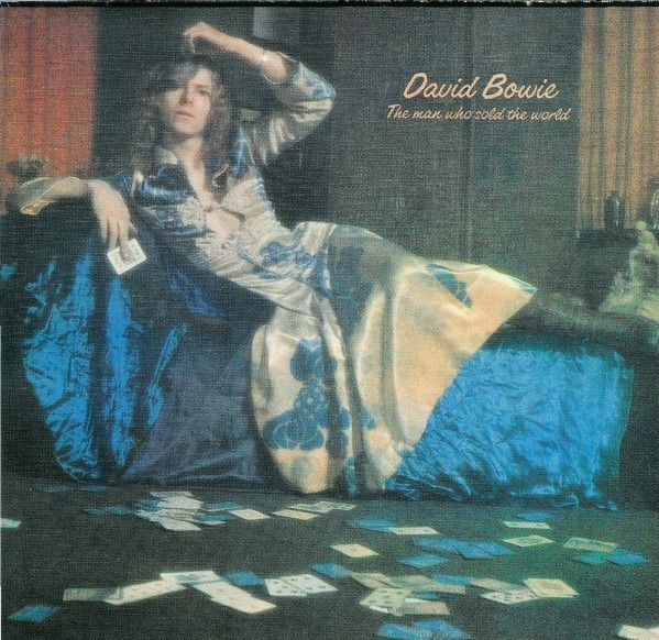 David Bowie - The Man Who Sold The World album cover