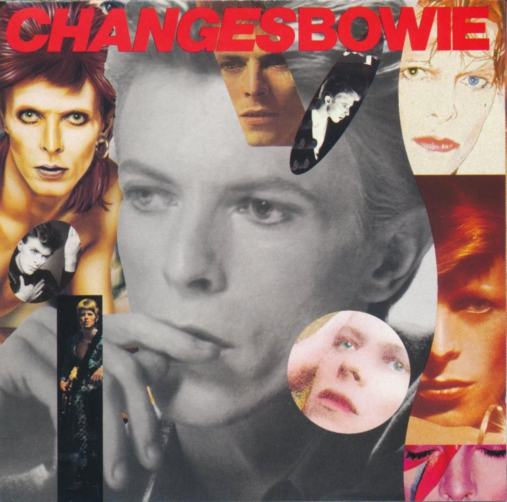 David Bowie - Changesbowie album cover