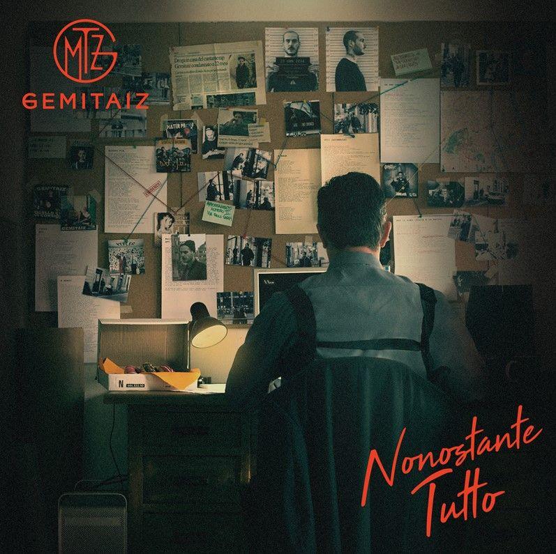 Gemitaiz - Nonostante Tutto album cover